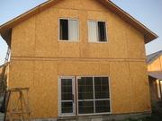 Строительство домов по канадской технологии !!!