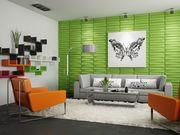 3D-эко панели для стен
