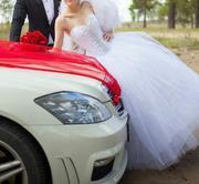 Шикарное платье для невесты