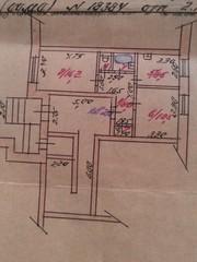 Продам 2хкомнатную квартиру в Центре
