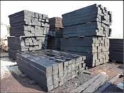 Продам Шпалы деревянные. ГОСТ 78-2004 ТИП 2 А.