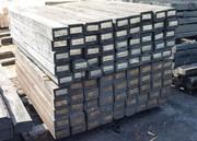 Продам Брусья деревянные  для стрелочных переводов